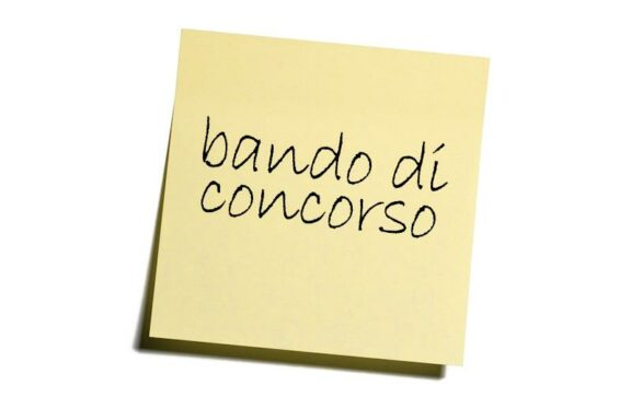 BANDO DI CONCORSO
